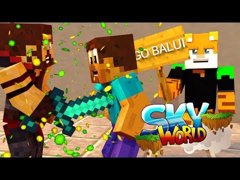ICH VERLIERE 555 LEVEL! - Sky World #24 mit Items & Balui