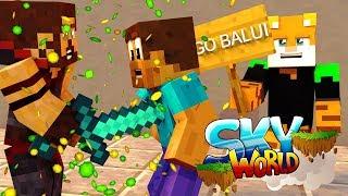 ICH VERLIERE 555 LEVEL! - Sky World #24 mit Items & Balui