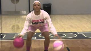 the big game moravian college women s basketball pink out 2016