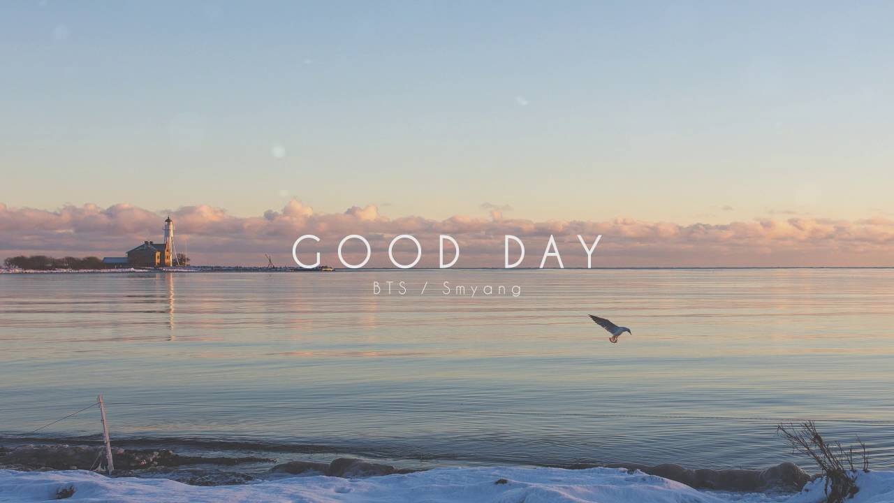 Bts Wallpaper Pc Quotes Bts 방탄소년단 Good Day Piano Cover Youtube