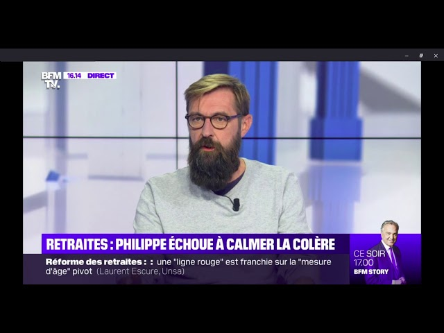 2019 12 11 Daniel Ferté BFM TV Part1