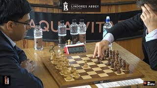 Carlsen's secret weapon - the Pirc! | Anand vs Carlsen | Lindores Abbey Chess 2019