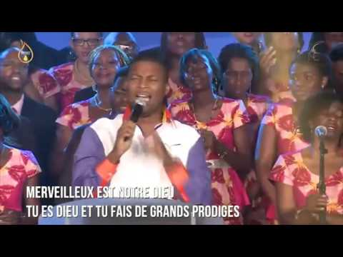 Gregory Toussaint - ICC 2015 - Awesome God English & French