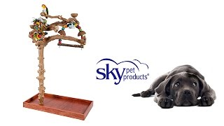 Bird Tree & Branches - Java Ii Tree - Sky Pet Products