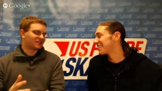 Hangout with 2014 Olympian Jason Brown