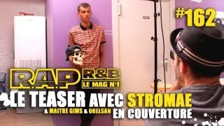 Stromae - Teaser R.A.P. R&B #162