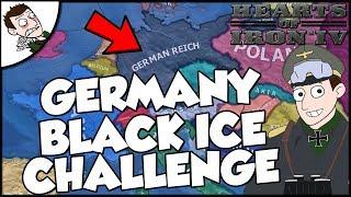 Hearts of Iron 4 HOI4 BlackIce Mod Germany Challenge
