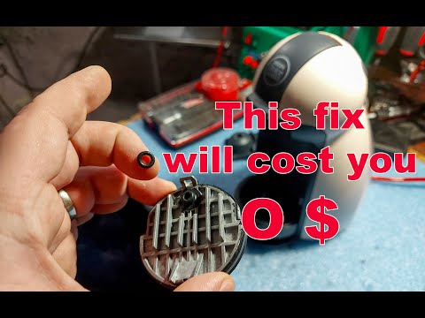 DOLCE GUSTO Leaking Diffuser / Injection Plate - Nescafe