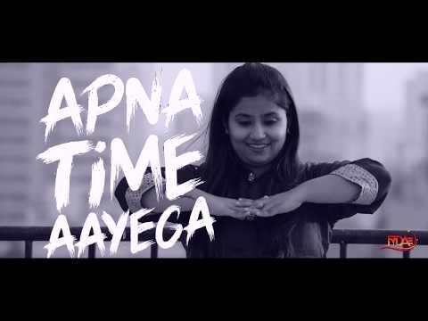 Apna Time Aayega   Gully Boy   Ranveer Singh   Alia Bhatt   Semi Classical Twist   Dance Mp3