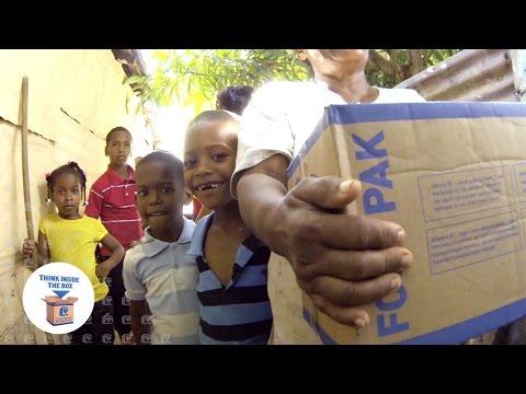 Pastor Castillo in the Dominican Republic: Food