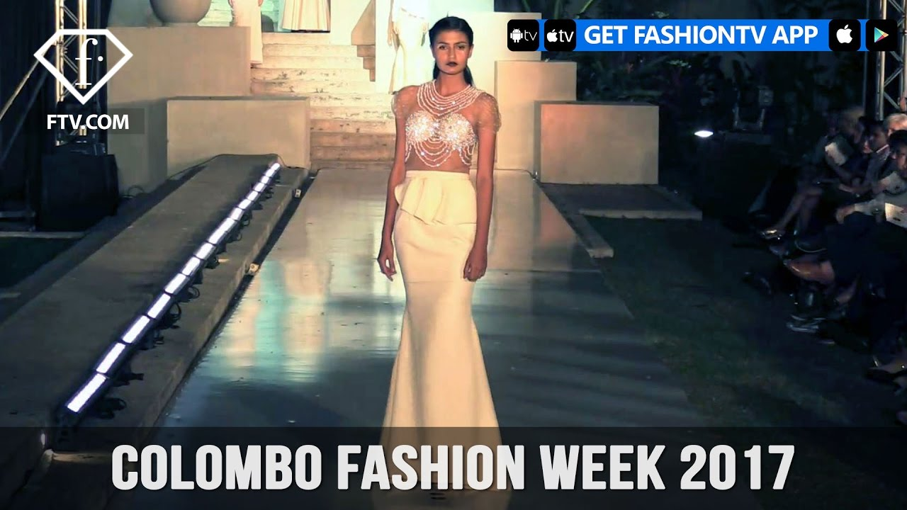 Colombo Fashion Week 2017 | FashionTV