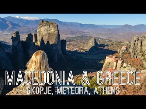 Macedonia & Greece Tour