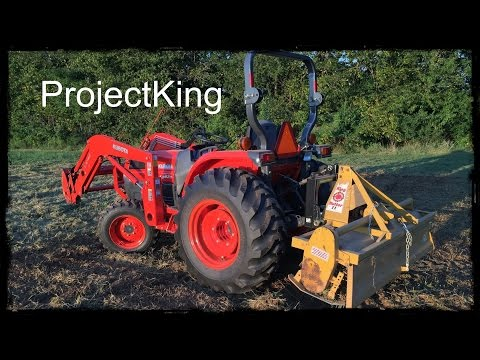 #3, Master of Dirt!  Tractor Implement U Need!  Rototiller!