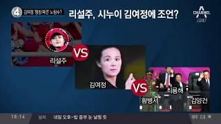 北 김여정 '평창 파견' 노림수?