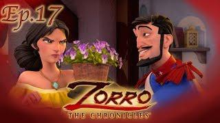 SÈCHERESSE |Les Chroniques de Zorro | Episode 17 | Dessin de super-héros