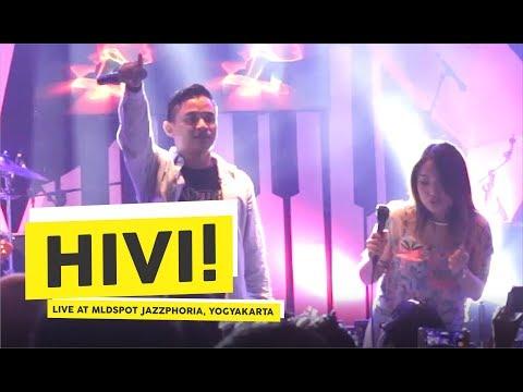 [HD] Hivi! - Curi Curi (Live at MLDSPOT JAZZPHORIA, 2018 Yogyakarta)