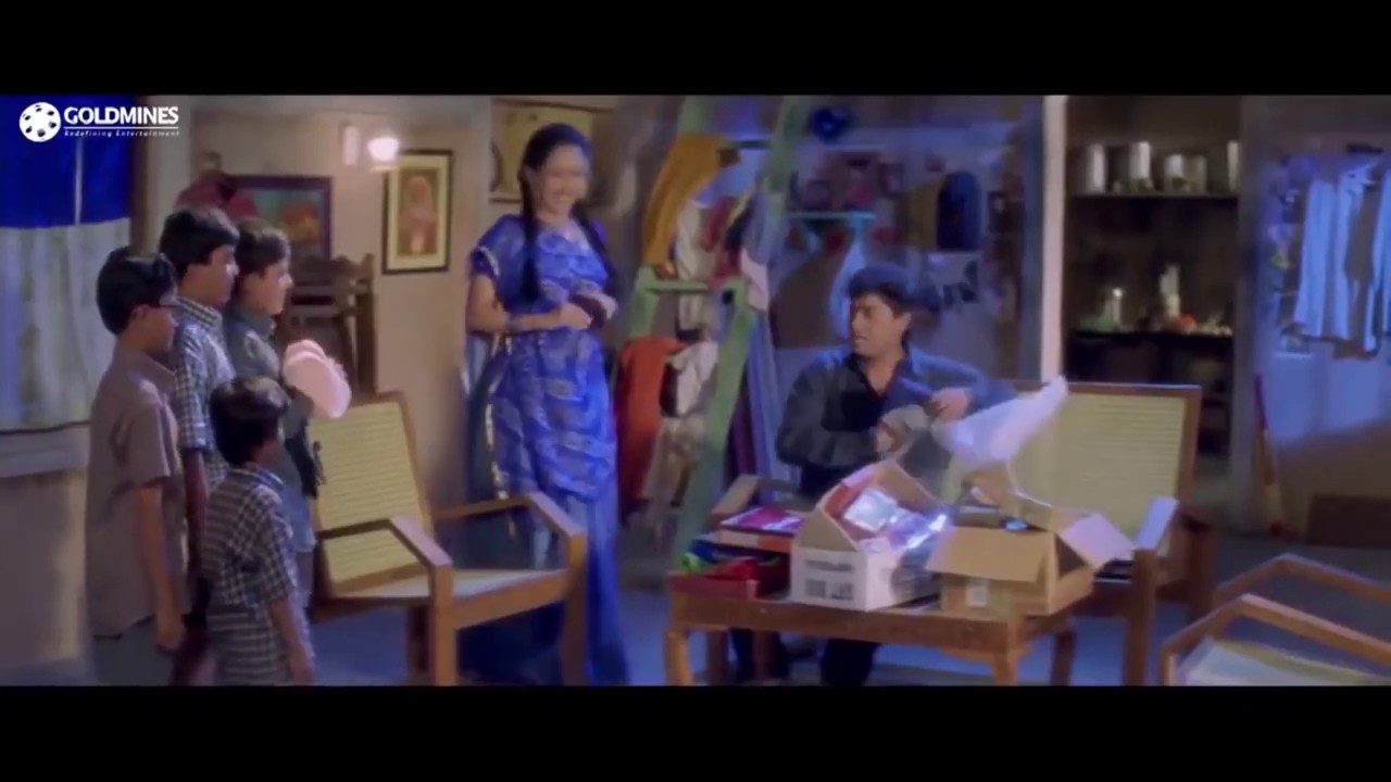 Bollywood movies comedy scene..