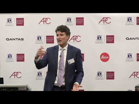 Dean's Leaders Forum - Steven Worrall, Microsoft