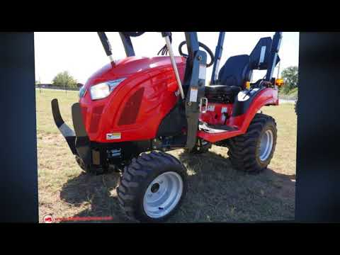 Big Red's Equipment & Rentals  - Branson 1905HST - The Ultimate Choice For Ground Care