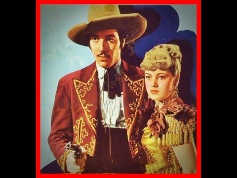 CESAR ROMERO \  Ride On, Vaquero \  Full Movie