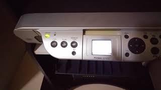 Erro 5100 Impressora Canon Pixma MP450
