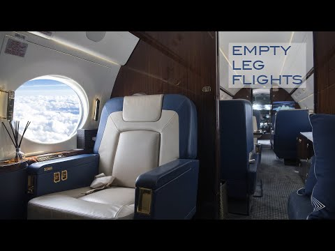 Private Jet Charter - Empty Leg Flights