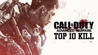 COD Advanced Warfare   TOP 10 Kill #8 MELEE GENERALE