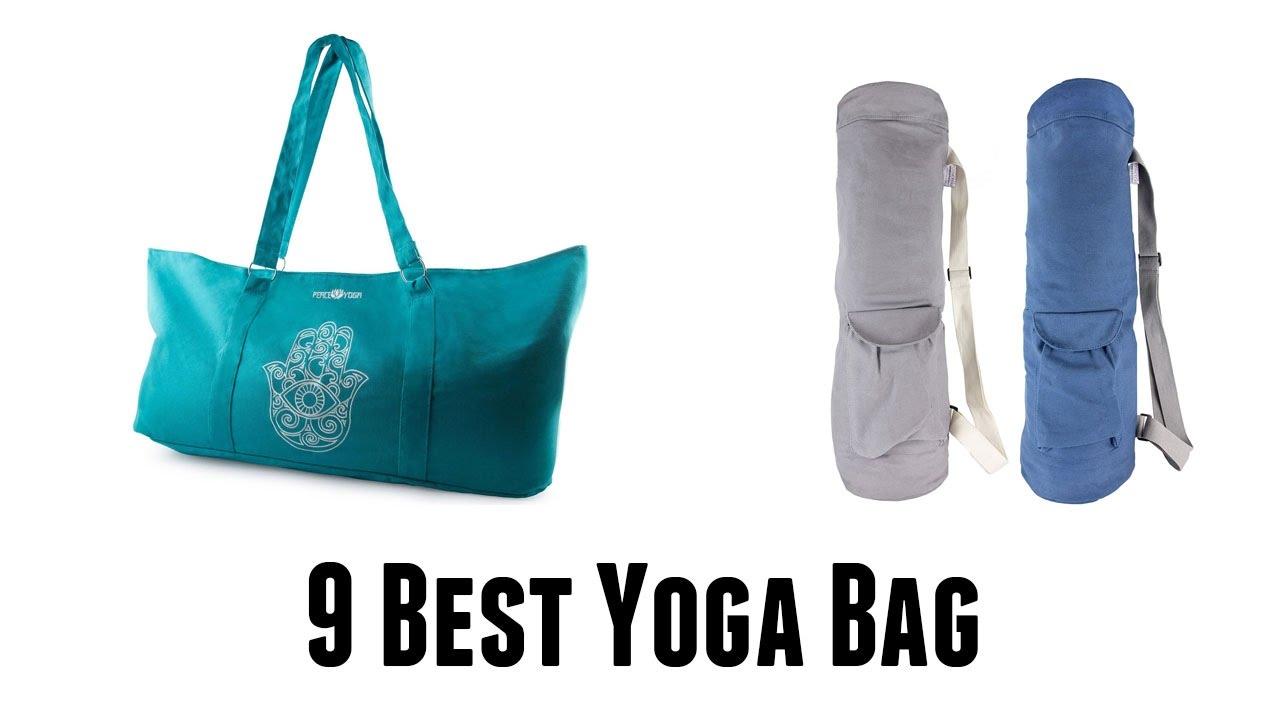 Best Yoga Bag 2017