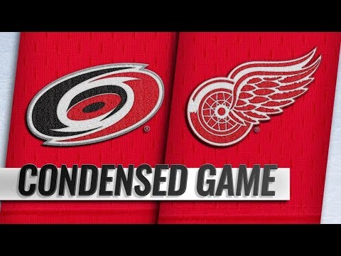 Carolina Hurricanes vs Detroit Red Wings - Oct.22, 2018 | Game Highlights | NHL 2018/19 |Обзор Матча