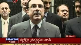Pakistan president Asif Ali Zardari Has More Medical Tests In Dubai (TV5)