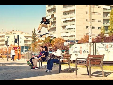 Greatest Skateboarding Tricks October 2014 HD