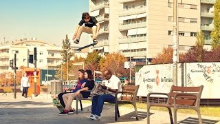 Greatest Skateboarding Tricks October 2014 HD