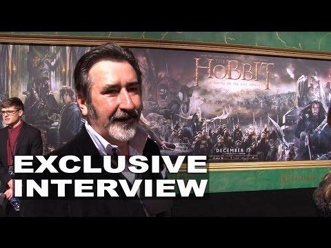 The Hobbit: The Battle of the Five Armies: William Kircher Exclusive Premiere
