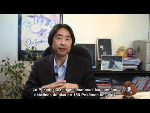 Nintendo Direct 21.04.2012 - Satoru Shibata présente les news Nintendo européennes