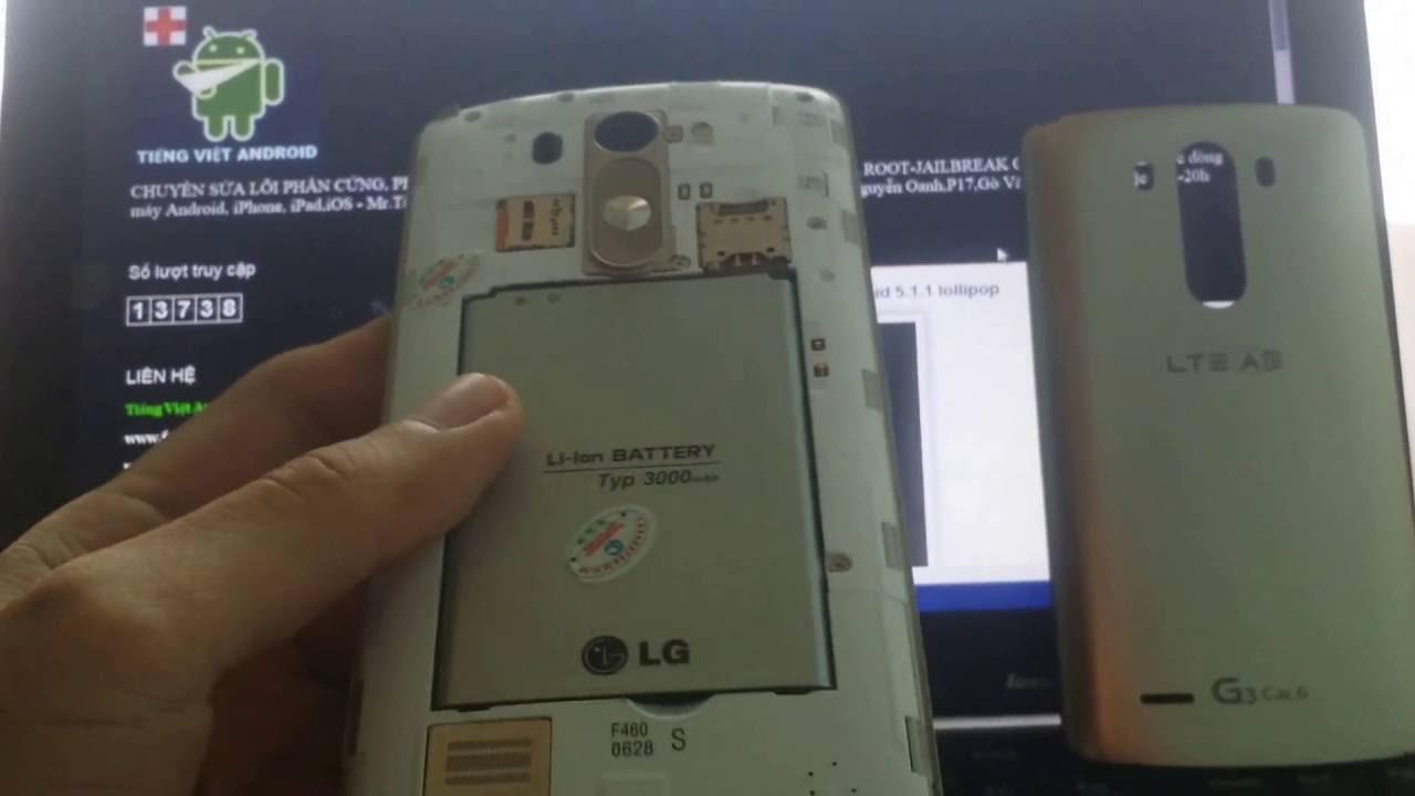 fix Secure Booting Error! Qualcomm HS-USB Qdloader 9008 LG G3  F460L/F460S/F460K