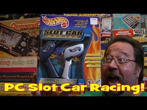 Hot Wheels PC Slot Car Racing!