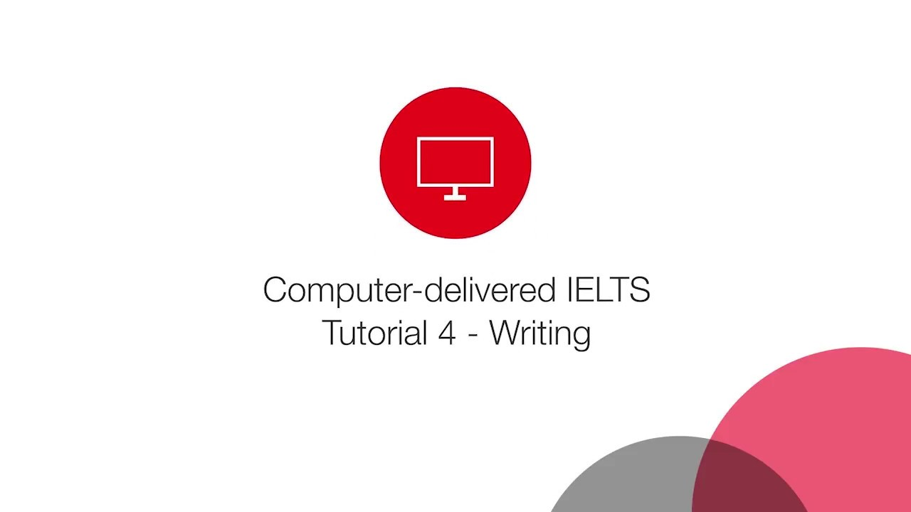 Computer delivered IELTS