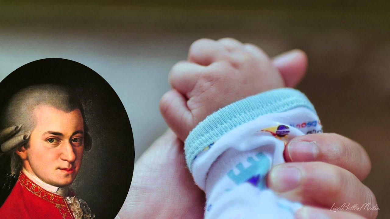 Mozart para Bebés — Música Relajante de Mozart para Dormir Profundamente — Nana de Música Clásica