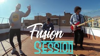 CAJON & ALTERNATIVE RAP (LIVE) - FUSION SESSION #4 - 'MONEDA AL AIRE' E.S.D.S. ft. ALLENDE