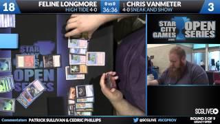 SCGPROV - Legacy - Round 5 - Chris VanMeter vs Feline Longmore