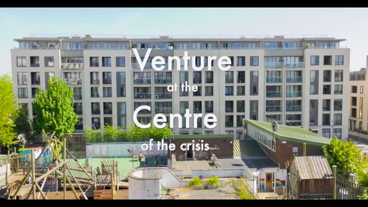 Venture at the centre of crisis