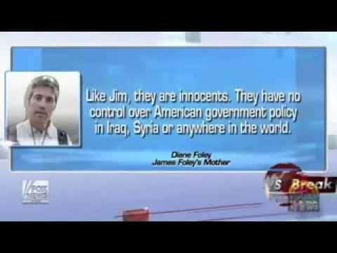 James Foley mother statement on US Journalist death video