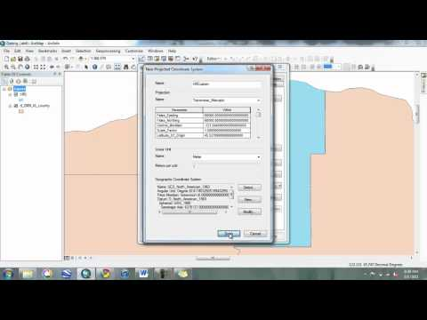 Lab 6: Creating A Custom Projection