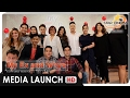 FULL Media Launch My Ex and Whys Liza Soberano, and Enrique Gil