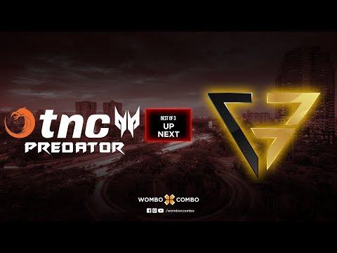 TNC Predator vs Clutch Gamers Game 1 (Bo3) | MDL Changsha Major Southeast Asia Qualifier