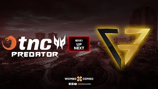 TNC Predator vs Clutch Gamers Game 1 (Bo3) | MDL Changsha Major Southeast Asia Qualifier