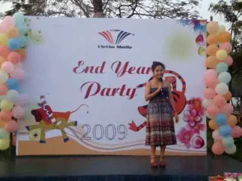 Vong Co Teen - End Year Party
