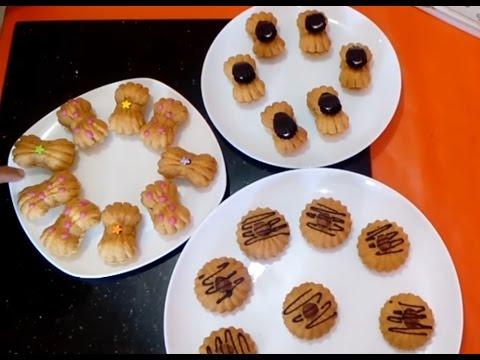 أروع تشكيلة من حلويات البسكوي يمكن عملها بمكونات اقتصادية للأعراس و الأفراح ستبهجكم