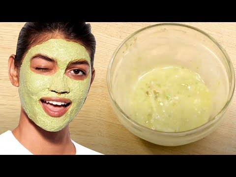 Natural Face Pack for Glowing Skin in Winter