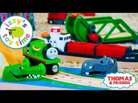 Fun Toy Trains for Kids | Thomas and Friends Cargo Harbor Playset | Videos for Kids n Children